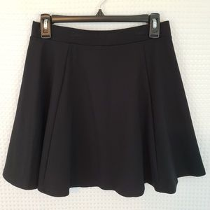 Divided by H&M Skater Mini Skirt Size Medium